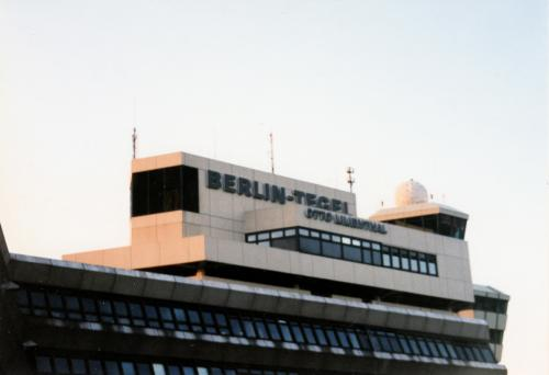 ベルリン空港