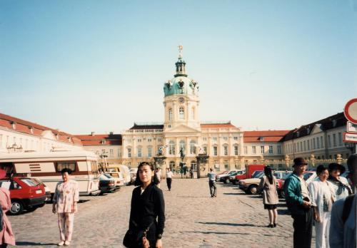 シャルロッテン宮殿と私