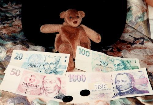 チェコの紙幣