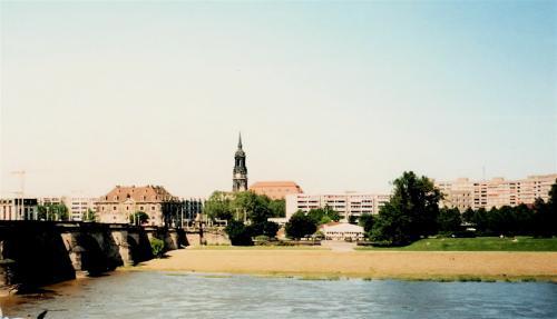エルベ川に架かる橋