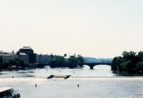モルダウ川