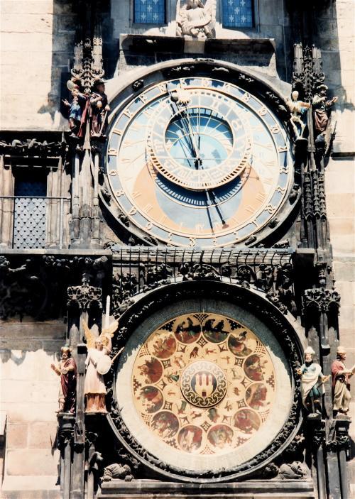 プラハ天文時計