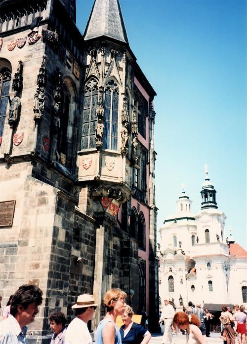 プラハ旧市街2