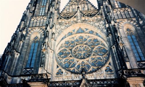 プラハ城教会