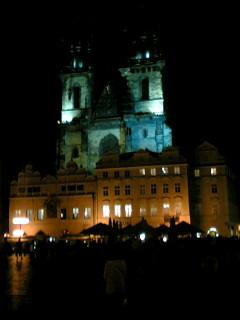 プラハの教会