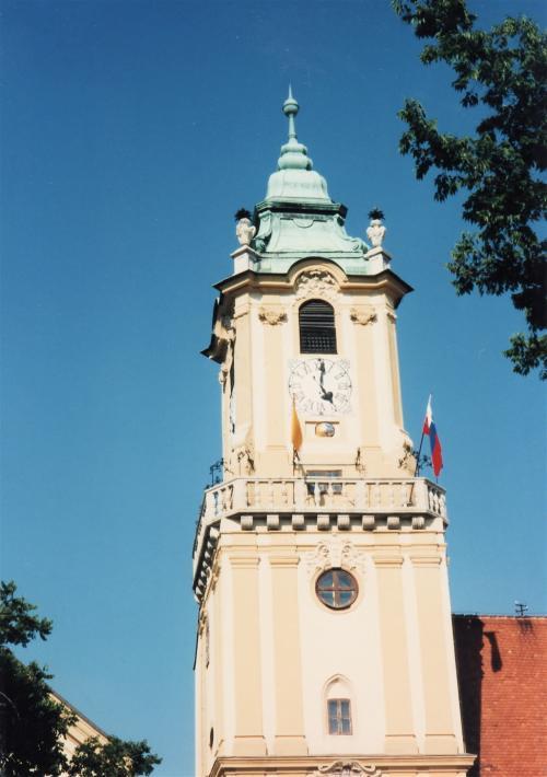 スロバ・旧市庁舎
