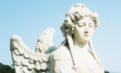 ベルベデーレ大理石の像
