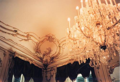 シェーンブルン宮殿内部