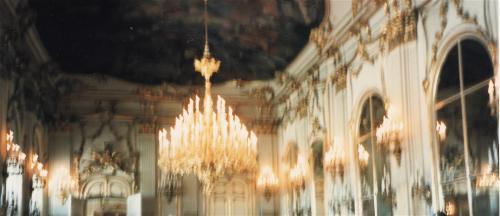 シェーンブルン宮殿内