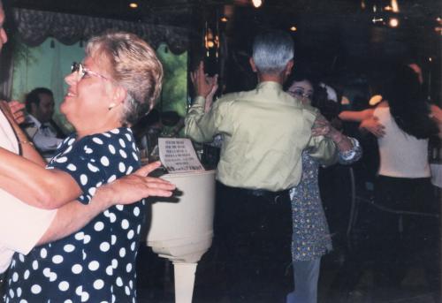 ウィーン船上ダンス