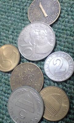 オーストリアコイン