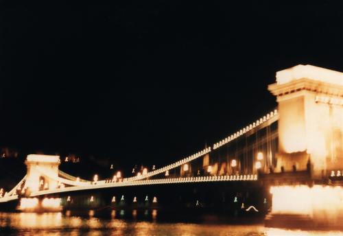 くさり橋の夜景2