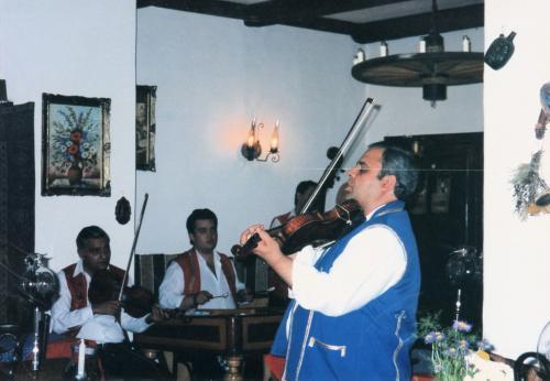 センテンドレの楽士