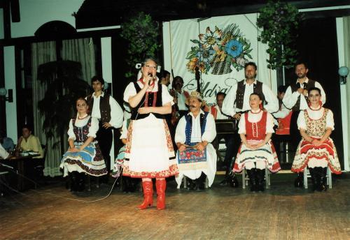 ハンガリー民族ショー3