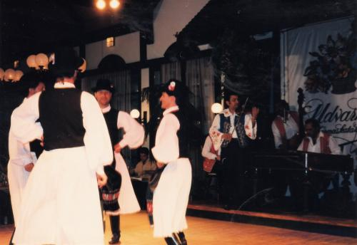 ハンガリー民族ショー