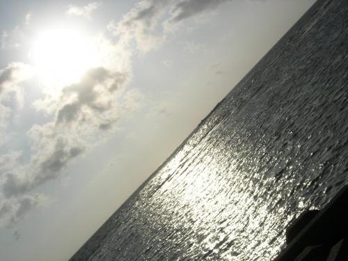 ノシャップの海