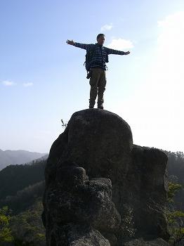大師山・白滝山 116