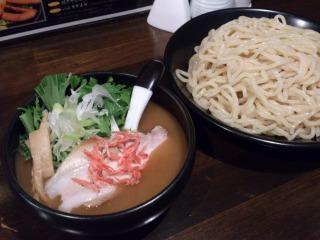 海老ぽたつけ麺