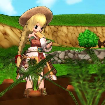 ジト目農家