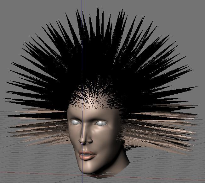 髪の毛準備2