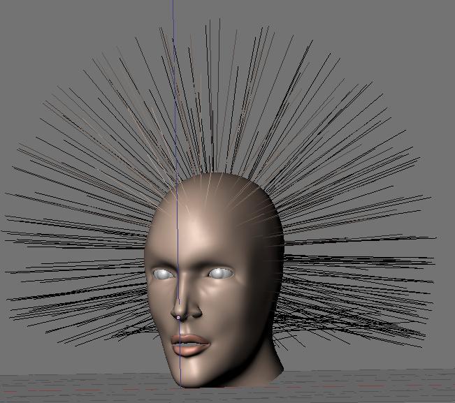 髪の毛準備1