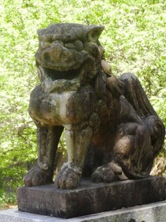 老松神社土居5