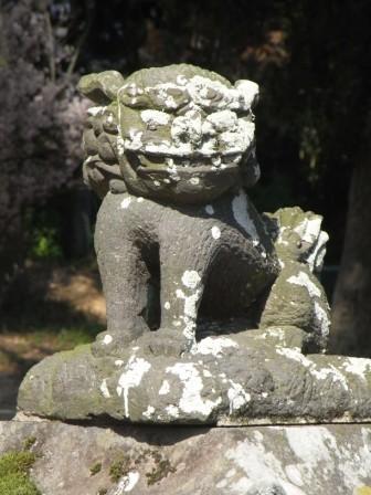 丸熊神社相知2
