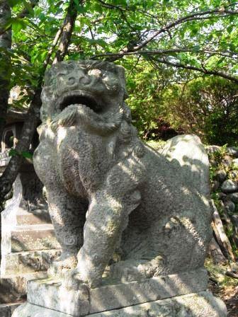 杷木神社池田1