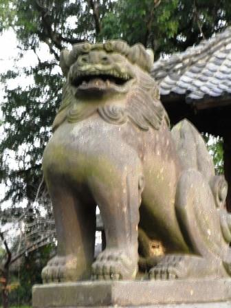 諏訪神社大牟田市 3