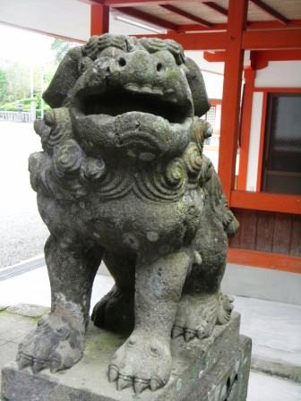 大原八幡宮田島1