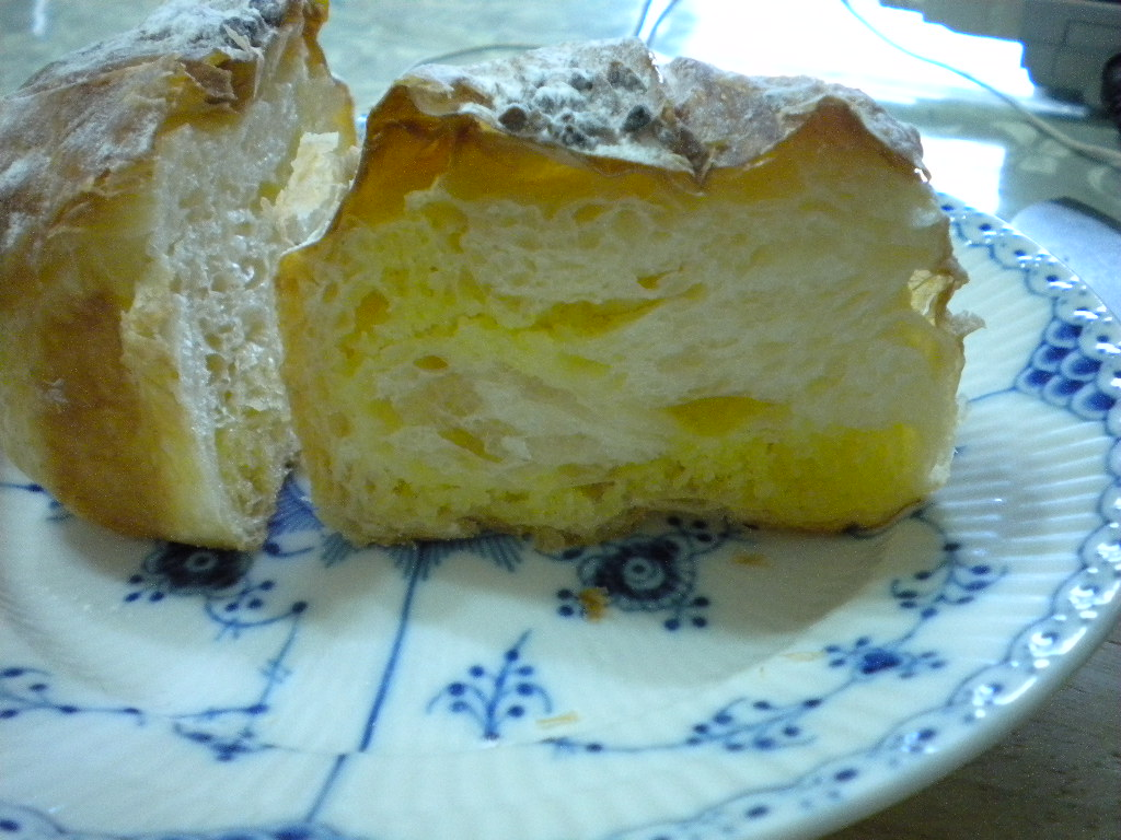 sliced croissant bc