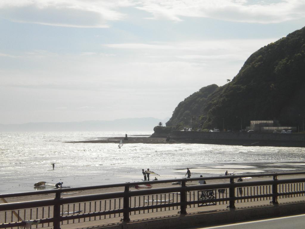 zushi beach2