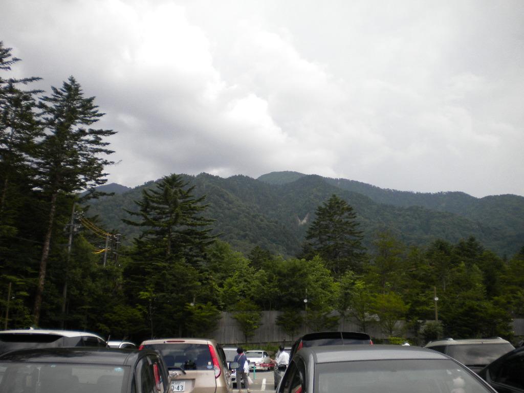 hirayu parking