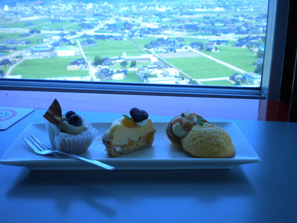cake&view