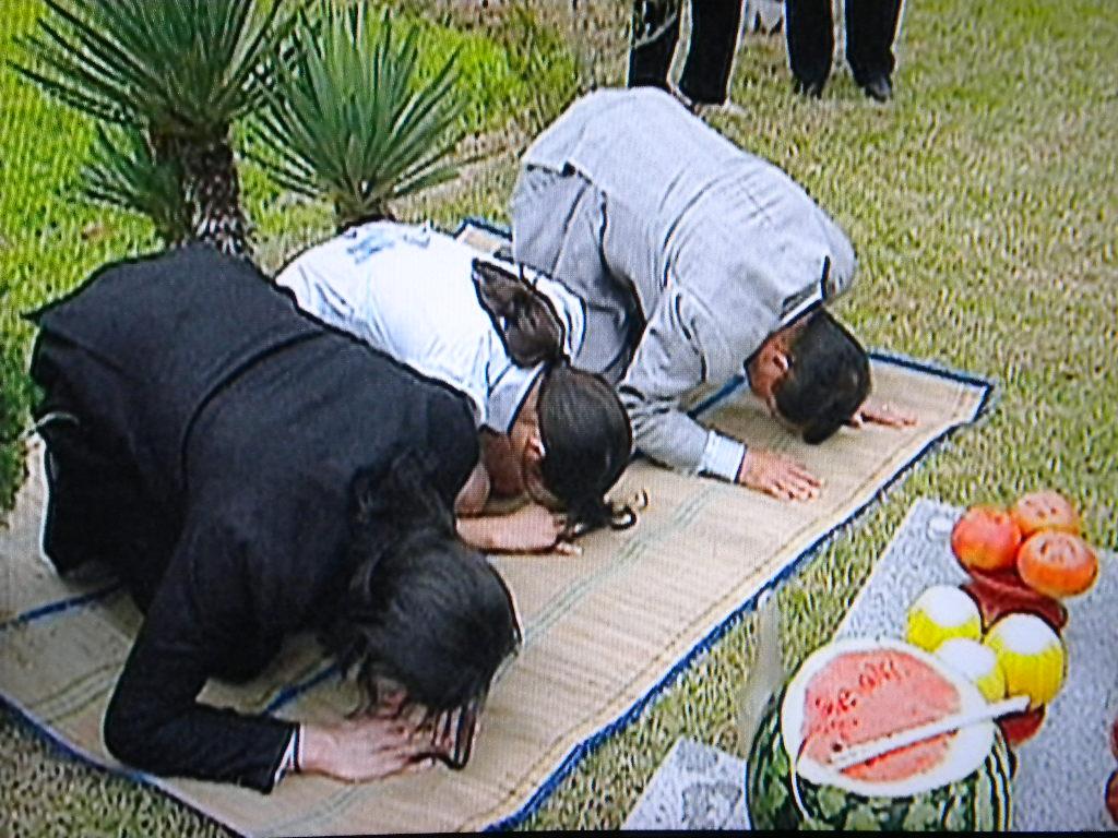 praying philip