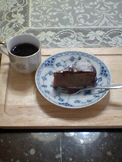 chococake w cafe