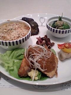 kamome lunch