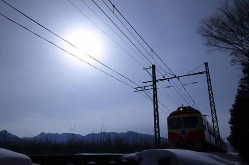 2011/1/29 夜間瀬
