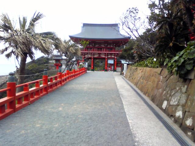 鵜戸神宮門