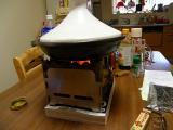 s-タジン鍋を斜め上から