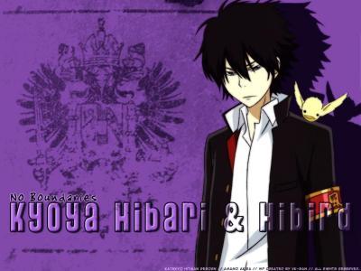 katekyo hitman reborn hibari15