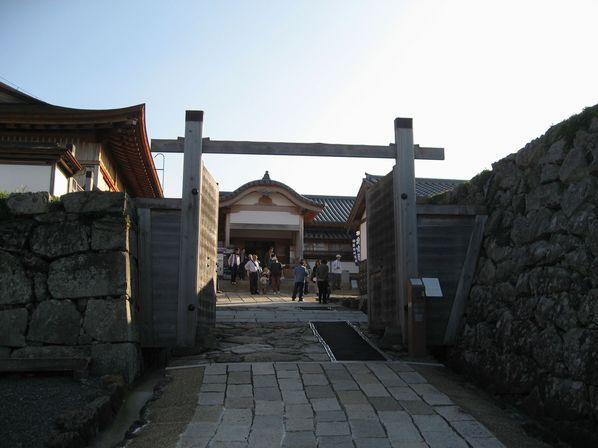 20091031篠山城01