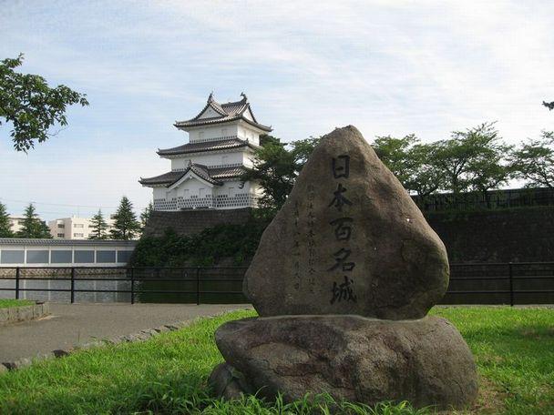 20090815新発田城01
