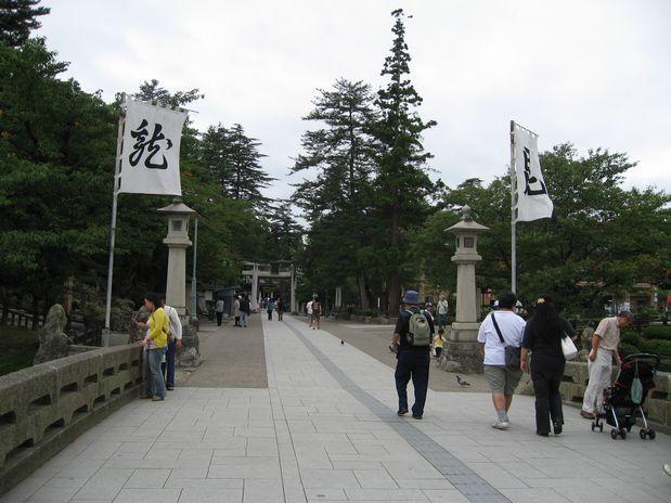 20100320 米沢城 01