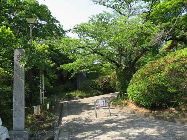 日本百名城の旅 唐沢山城 (関東七名城):栃木県
