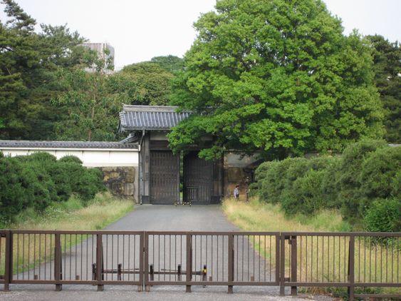 江戸城半蔵門 20100610 001