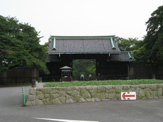 江戸城乾門 20100610 002
