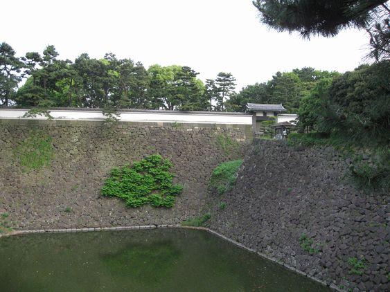 江戸城北桔橋門 20100610 001
