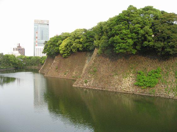 江戸城平川濠 20100610 001