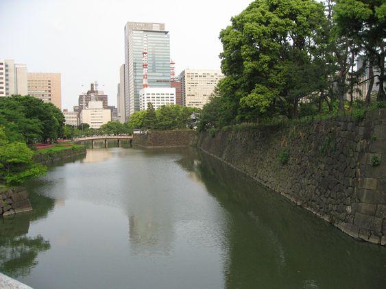 江戸城清水濠 20100610 001
